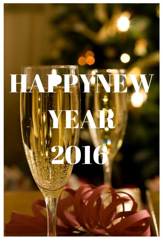 HAPPYNEW YEAR 2016
