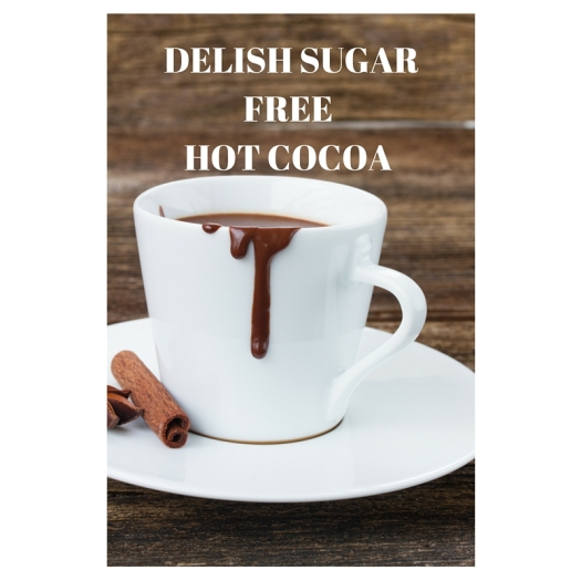 SUGAR FREE HOT COCOA